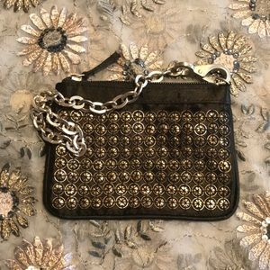 Beaded Calvin Klein - Sample - Wristlet